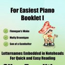 Enchanted Ivories For Easiest Piano Booklet I PDF