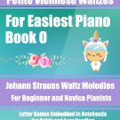 Petite Viennese Waltzes for Easiest Piano Booklet O PDF