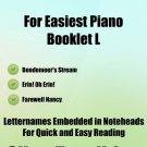 Enchanted Ivories for Easiest Piano Booklet L PDF