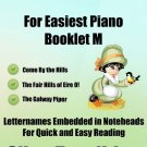 Enchanted Ivories for Easiest Piano Booklet M