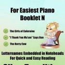 Enchanted Ivories for Easiest Piano Booklet N PDF