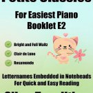 Petite Classics for Easiest Piano Booklet E2 PDF