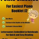 Petite Classics for Easiest Piano Booklet J2 PDF