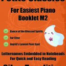 Petite Classics for Easiest Piano Booklet M2 Pdf