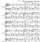 Vienna Ladies Waltz Opus 423 Easy Piano Sheet Music PDF