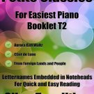 Petite Classics for Easiest Piano Booklet T2 PDF