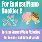 Petite Viennese Waltzes for Easiest Piano Booklet S PDF