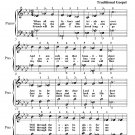 O That Will Be Glory Easy Piano Sheet Music PDF