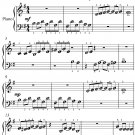 Bees Wax Rag Beginner Piano Sheet Music PDF