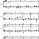 Meet Me Tonight in Dreamland Waltz Easiest Piano Sheet Music PDF