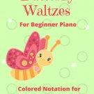 The Butterfly Waltzes Beginner Piano Sheet Music