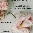 The Enchanted World of Viennese Waltzes for Easiest Piano Booklet P