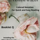 The Enchanted World of Viennese Waltzes for Easiest Piano Booklet Q