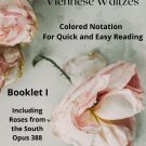 The Enchanted World of Viennese Waltzes for Easiest Piano Booklet I