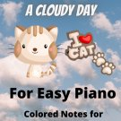 Kittens A Cloudy Day for Easy Piano