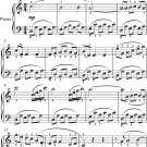 Musetta's Waltz La Boheme Easy Piano Sheet Music