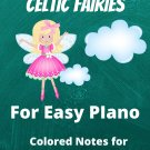 Three Little Celtic Fairies for Easy Piano