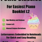 Petite Classics for Easiest Piano Booklet L2