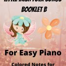Bewitched! Little Irish Waltzes for Easiest Piano  Booklet B