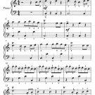 Duke of Gloucester's March Easy Piano Sheet Music