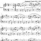 Mazurka Number 14 Op 24 No 1 Easy Piano Sheet Music