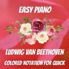 Piano Sonata Opus 49 Number 1 and 2 Easy Piano Sheet Music