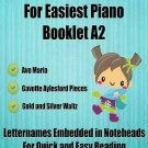 Petite Classics for Easiest Piano Booklet A2