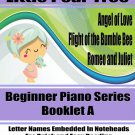 Little Pear Tree Beginner Piano Series Booklet A