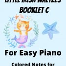 Bewitched! Little Irish Waltzes for Easiest Piano  Booklet C