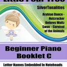 Little Pear Tree Beginner Piano Series Booklet C
