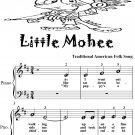 Little Mohee Beginner Piano Sheet Music