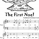 The First Noel Beginner Piano Sheet Music Tadpole Edition
