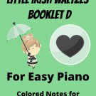 Bewitched! Little Irish Waltzes for Easiest Piano  Booklet D