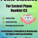 Petite Classics for Easiest Piano Booklet C3