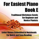 Littlest Christmas for Easiest Piano Book E