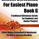 Littlest Christmas for Easiest Piano Book G