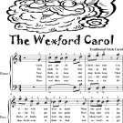 Wexford Carol Easy Piano Sheet Music 2nd Edition