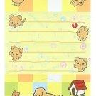 Chibimaru Message Memo Sheets