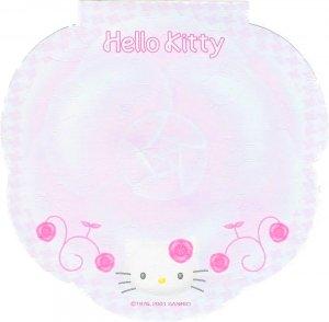 *Very Rare* Hello Kitty Embossed Camellia Memo Sheets