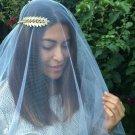 Crown, Roman Tiara, Bridal Hair Accessory, Greek Goddess Headband,