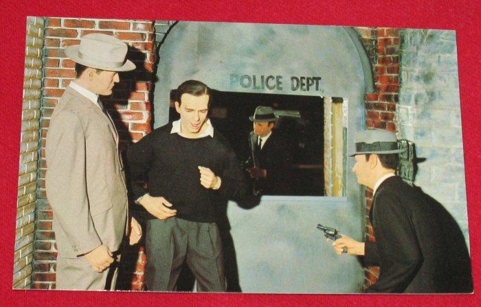 Vintage 1960's Death of Lee Harvey Oswald-JFK- Unused Postcard