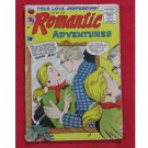 ROMANTIC ADVENTURES- COMIC-#60 OCT.1955