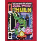 QUESTPROBE FEATURING THE HULK-MARVEL COMICS- #1- NM
