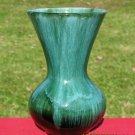 Blue Mountain Pottery Large Squatty Vase