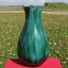 Blue Mountain Pottery- Very Large Squatty Vase