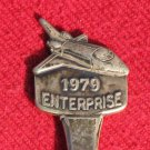 1979 Space Shuttle Enterprise-NASA- First Flight Collector Spoon- B EPNS