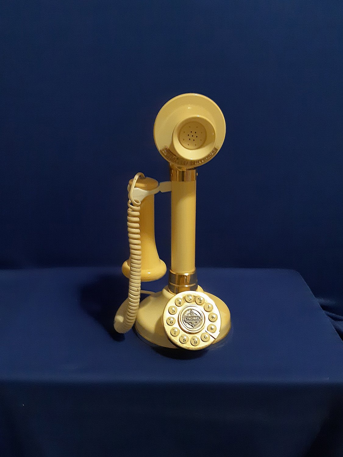 Vintage Thomas Candlestick Phone- Limited Edition