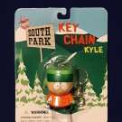NEW!-South Park Cartoon TV Show Kyle Broflovski Comedy Central Key Chain-NIP