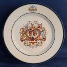 Prince Charles & Lady Diana Princess of Wales 1981 Royal Wedding Collector Plate