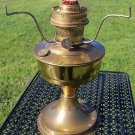 Vintage Aladdin Model 23 Brass Round Wick Oil lamp-Very collectible